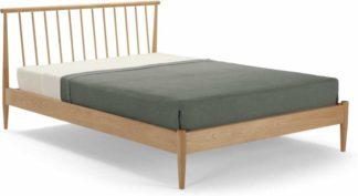 An Image of Penn Kingsize Bed, Oak