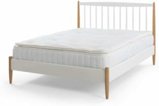 An Image of Tuvo Pillow Top Open Coil, Medium Tension, Double Mattress
