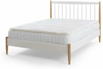 An Image of Tuvo Pillow Top Open Coil, Medium Tension, Double Mattress
