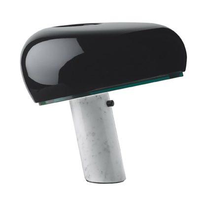An Image of Flos Snoopy Lamp Black