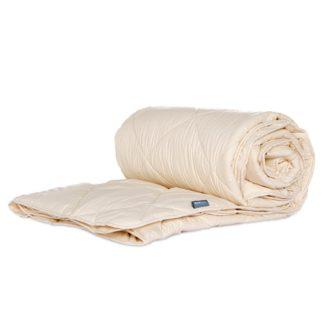 An Image of The Wool Room Deluxe Wool Duvet Medium King