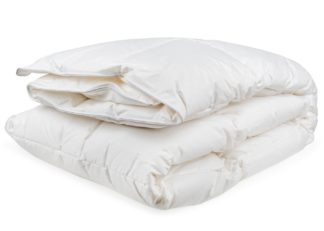 An Image of Heal's Duck Down 9 Tog Duvet Single