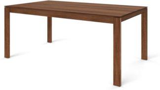 An Image of Custom MADE Corinna 8 Seat Dining Table, Walnut