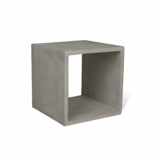 An Image of Concrete Storage Cube