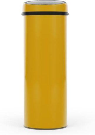 An Image of Sense Touch-free Sensor Bin 50L, Yellow