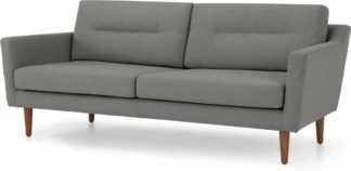 An Image of Walker 3 Seater Sofa, Mountain Grey