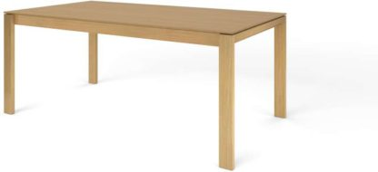 An Image of Custom MADE Corinna 8 Seat Dining Table, Oak