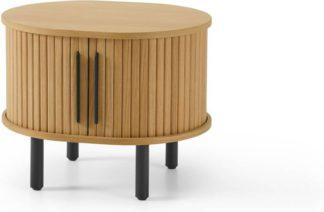 An Image of Tambo Bedside Table, Oak