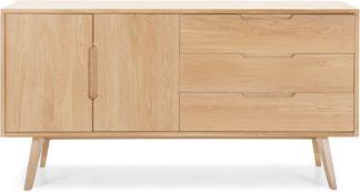 An Image of Jenson Sideboard, Solid Oak