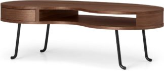 An Image of Pendelbury Coffee Table, Walnut