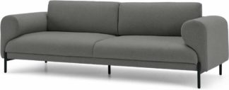 An Image of Orsel 3 Seater Sofa, Elite Grey