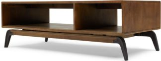 An Image of Lucien Coffee Table, Dark Mango Wood