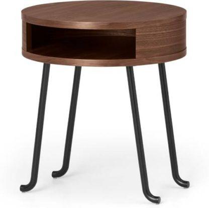 An Image of Pendelbury Side Table, Walnut