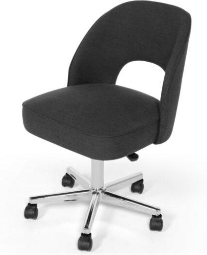 An Image of Lloyd Office Chair, Midnight Black
