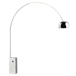 An Image of Flos Arco Floor Light LED