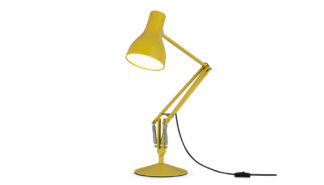 An Image of Anglepoise Type 75 Anglepoise + Margaret Howell Yellow Ochre