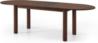 An Image of Tambo 6-8 Seat Extending Dining Table, Walnut