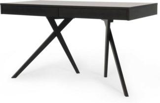 An Image of Darcey Desk, Dark Stain Oak