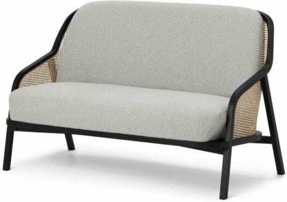 An Image of Anakie 2 Seater Sofa, Mountain Grey