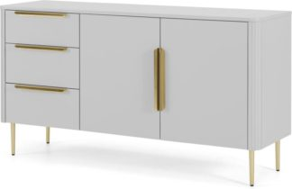 An Image of Ebro Sideboard, Grey