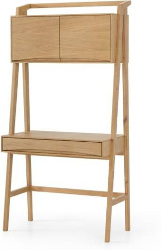 An Image of Wingrove Storage Desk, French Oak