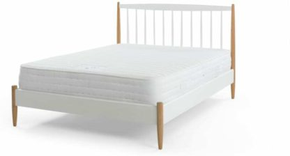 An Image of Nolby 1000 Pocket Latex, Medium Firm Tension, Double Mattress