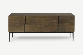 An Image of Rakara Wide Sideboard, Mango Wood