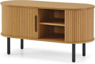 An Image of Tambo Compact TV Unit, Oak