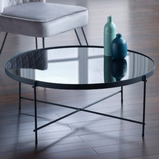 An Image of Black Oakland Coffee Table Black