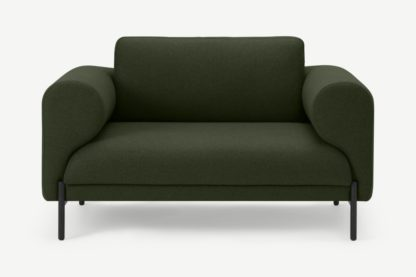 An Image of Orsel Loveseat, Army Green