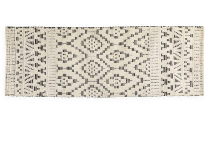 An Image of Linie Design Zelbio Runner White