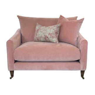 An Image of Drew Pritchard Harling Snuggle Chair