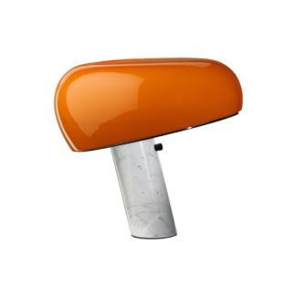 An Image of Flos Snoopy Table Lamp Orange