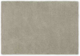 An Image of Mala Pile Rug, Large 160 x 230cm, Soft Taupe