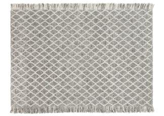 An Image of Ligne Pure Merge Rug Grey 170cm x 240cm