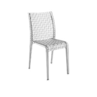 An Image of Kartell Ami Ami Chair Crystal