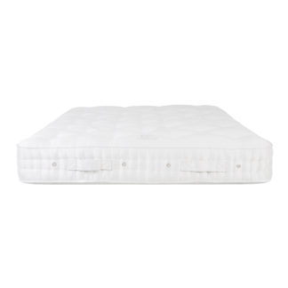 An Image of Vispring Baronet Superb Mattress Double Soft Tension Oyster