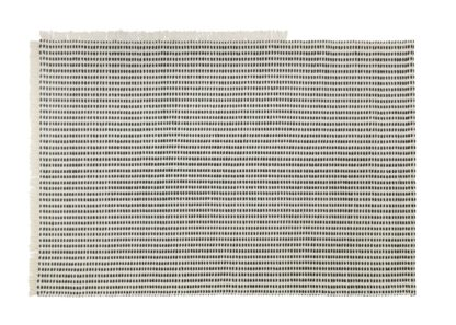 An Image of ferm LIVING Way Recycled Rug 140 x 200cm