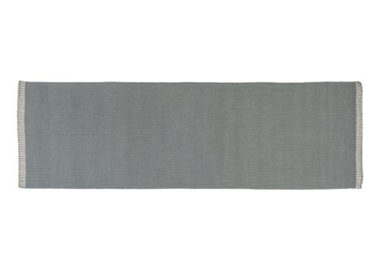 An Image of Linie Design Whitfield Runner Charcoal