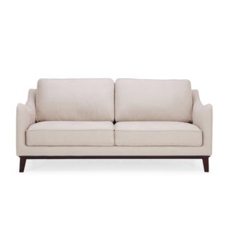 An Image of Harrison 2 Seater Sofa Natural