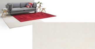 An Image of Jago Rug, Extra Large 200 x 300 cm, Off White