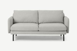 An Image of Miro Large 2 Seater Sofa, Venetian Grey