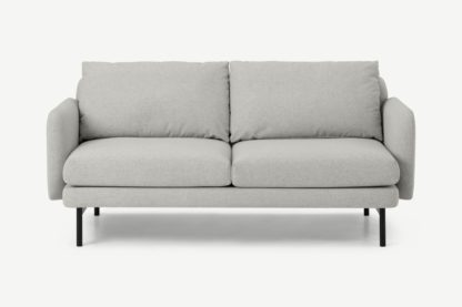 An Image of Miro Large 2 Seater Sofa, Venetian Grey