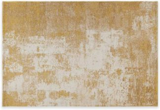 An Image of Genna Rug, Extra Large 200x300cm, Gold