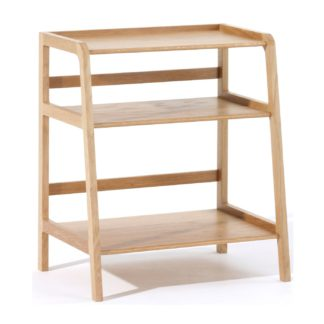 An Image of Scp Agnes Side Table in Oak