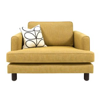 An Image of Orla Kiely Willow Snuggle Chair