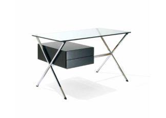 An Image of Knoll Franco Albini Mini Desk Black
