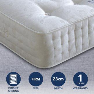 An Image of Jewel 2000 Mattress White