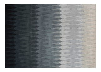 An Image of Linie Design Acacia Rug Grey 200 x 300cm
