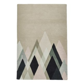 An Image of Natural Michelle Collins MC21 Rug Natural